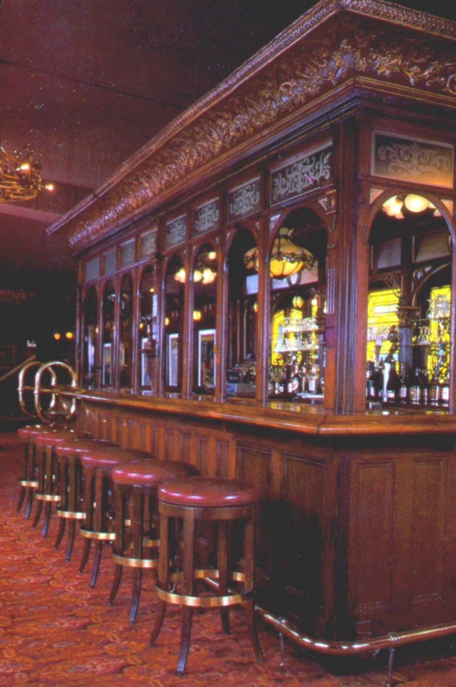 The Magic Castle Bar 1960 S Magic Castle Old Celebrities Los Angeles Hollywood